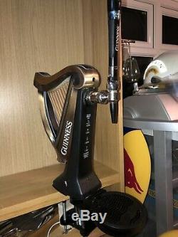 Guinness Harp Bar Font / Beer Pump / Man Cave / Home Bar / Pub / Garden Bar