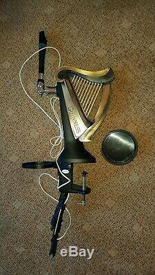 Guinness Harp Style Bar Pump