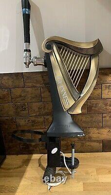 Guinness beer pump Harp model Illuminated Pub/bar/man cave