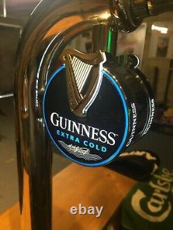 Guinness beer pump bar font