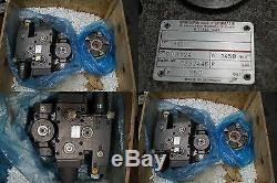 HYDROMATIK BRUENINGHAUS HD PUMPE 350 bar (unbenutzt)