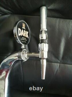 Hardys & Hansons Beer Pump Tap Home Bar Garden Bar Man Cave