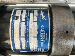 Haskel Agt-62/152h Air Driven Non-lubricated Two Stage Gas Booster 1724 Bar #2