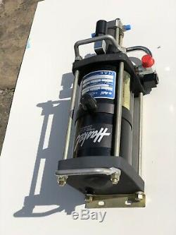 Haskel Gas Booster Pump Diving Trimix, Nitrox & oxygen AG-62 low 5 bar air drive