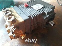 Hawk pump HC556 200 bar Dirt Driver