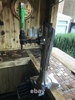 Heineken Pump Full Set Up Mobile Bar Man Cave Outside Bar