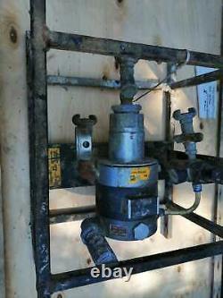 Heypack GBP500 Pneumatic water pump concrete 40 bar