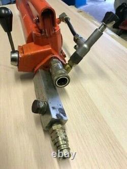 Hi Force HGA2 Hand Portable High Pressure Hydraulic Pump 10,000 PSI 700 bar