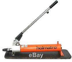 Holmatro HTW1800BU Portable 720bar Manual Hydraulic Pump Powerpack