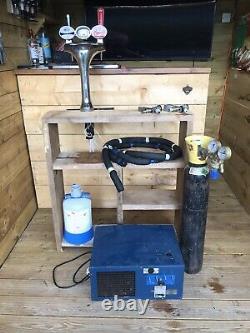 Home Bar Set Up. Full Beer Pump Set Up
