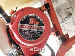 Honda gx 110 Motor mit Wasserpumpe Katzenmaier Typ KA 30 bar (437)