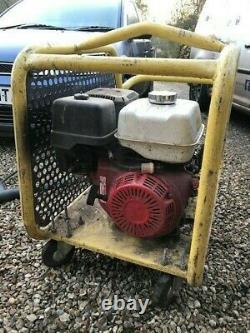 Honda petrol pressure washer ANNOVI REVERBERI pump 15ltr@200bar
