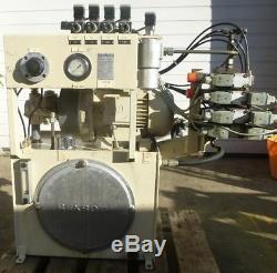 Hydraulikaggregat Hydraulikpumpe Mannesmann Rexroth 60L 70 bar