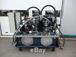 Hydraulikaggregat LOG Hydraulik LO 98116 55 kW Axialkolbenpumpe 300 bar