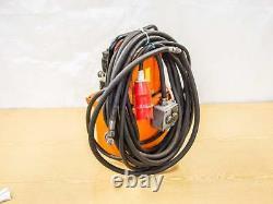 Hydraulikpumpe, Hydraulik-Aggregat, Pumpe Hydraulik 500 bar, kein Enerpac