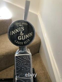 Innes And Gunn Bar Font Pump. Man Cave, Home Bar, Rare