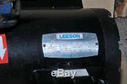 LEESON Hydraulikaggregat Hydraulikpumpe 200 bar 1,5Kw