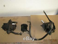 Mercedes /8 W114 W115 Servolenkung Servopumpe 65bar Lenkgetriebe Ölbehälter