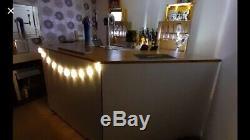 Mobile Bar Business For Sale Pumps Fridges 2012 Van Stock! Everything Needed
