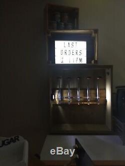 Mobile Bar Business For Sale Pumps Fridges Etc