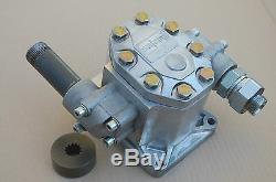 POMPE HYDRAULIQUE 250 bar SALAMI 3PB 38 S B55 B6 hydraulic pump Hydraulikpumpe
