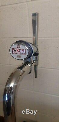 Peroni / Any Brand Home Bar Draft Beer Set Up Beer Cooler Pump Full Kit