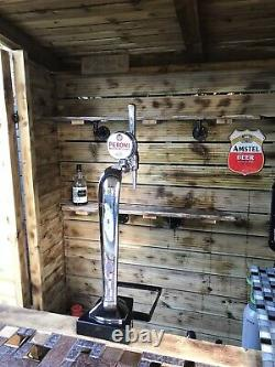 Peroni Pump Full Set Up Outside Bar Man Cave Mobile Bar