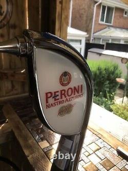 Peroni Pump Full Set Up Outside Bar Man Cave Mobile Bar