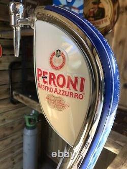 Peroni Pump Full Set Up Outside Bar Man Cave Mobile Bar Garden Bar