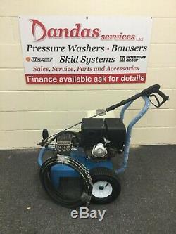 Petrol Pressure Washer Used Honda GX340 11Hp- AR gearbox pump 15LPM 200 bar