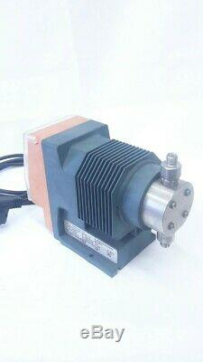 Prominent Gamma/4 Dosierpumpe Edelstahl Stainless Dosing Pump 1l/h 16bar 70215.2