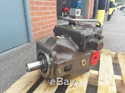 Rexroth Open Loop Variable Delivery Piston Pump 125cc/Rev 350BAR A4VSO 125 #