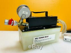 SPX Power Team Model F PN AT0PA6RN-A83-C 8300 psi 570 bar Hydraulic Pump Tested