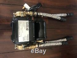 STUART TURNER 46480 Monsoon 2 Bar Twin Shower Pump Heavy Duty
