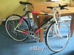 SUPERB 1991 Raleigh Vitesse Reynolds 531 Flat Bar Road Commuter Bike 54cm DURHAM