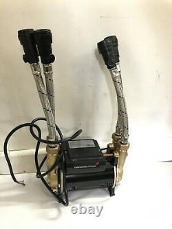 Salamander CT Force 30PT 3.0 Bar Twin Positive Shower Pump