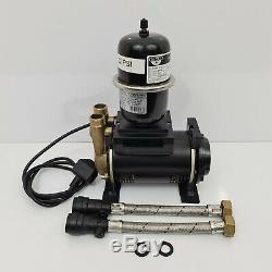 Salamander CT Force 30SU 3 Bar Single Universal Shower Pump (CTFORCE30SU)