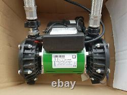 Salamander ESP50 CPV 1.5 Bar Twin Impeller Centrifugal Shower Pump