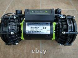 Salamander RP75PT 2.2 Bar Centrifugal Twin Shower Pump. Excellent working order