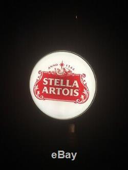 San Miguel / Stella Beer Cider Pump Tap Font Home Bar Man Cave