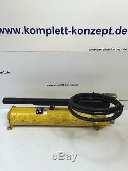 Schwere Hydraulik MN Pumpe HPE 159 Handpumpe 630 Bar Industrie