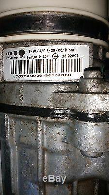 Servopumpe ZF 13192897 für Opel Astra, Zafira b