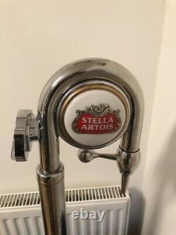 Stella Artois Beer Pump Mancave Home Bar Garden Bar