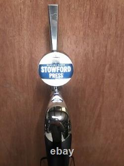 Stowford Press Cider, Beer Pump/Font, Home Bar, Mancave