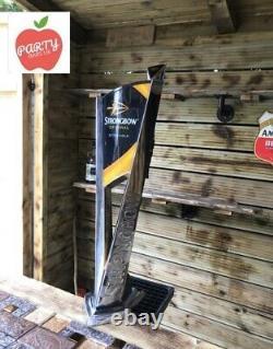 Strongbow Cider Pump Full Set Up Outside Bar Man Cave Mobile Bar