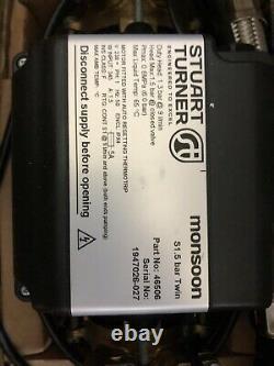 Stuart Turner 46506 Monsoon Standard Twin Shower Pump 1.5bar Free Delivery