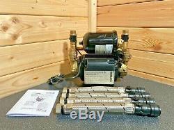 Stuart Turner Monsoon 1.5 Bar Twin Universal Shower Pump Negative 46505 2 3