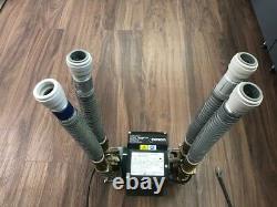 Stuart Turner Monsoon 2.0 bar twin shower pump + hoses 46343