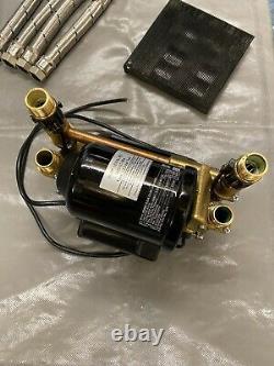 Stuart Turner Monsoon 3.0 Bar Twin Universal Shower Pump