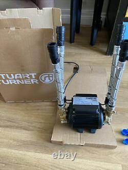Stuart Turner Monsoon 3 Bar Twin Shower Pump